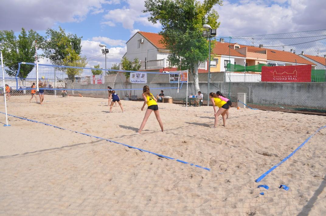 Campeonato Provincial Escolar de Voley-Playa