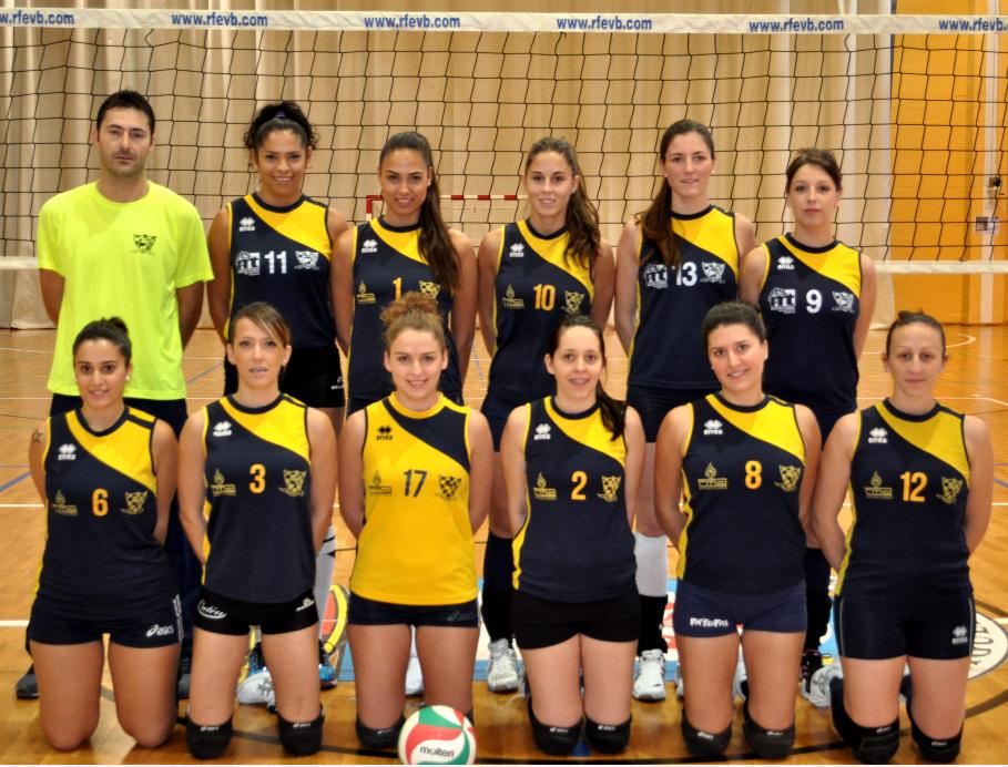 El equipo juvenil masculino
